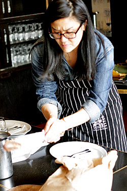 Cook Kylie Kwong | by David Lebovitz