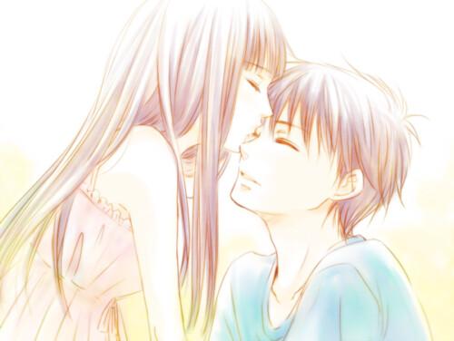kimi ni todoke sawako e kazehaya kiss ma ayumi flickr