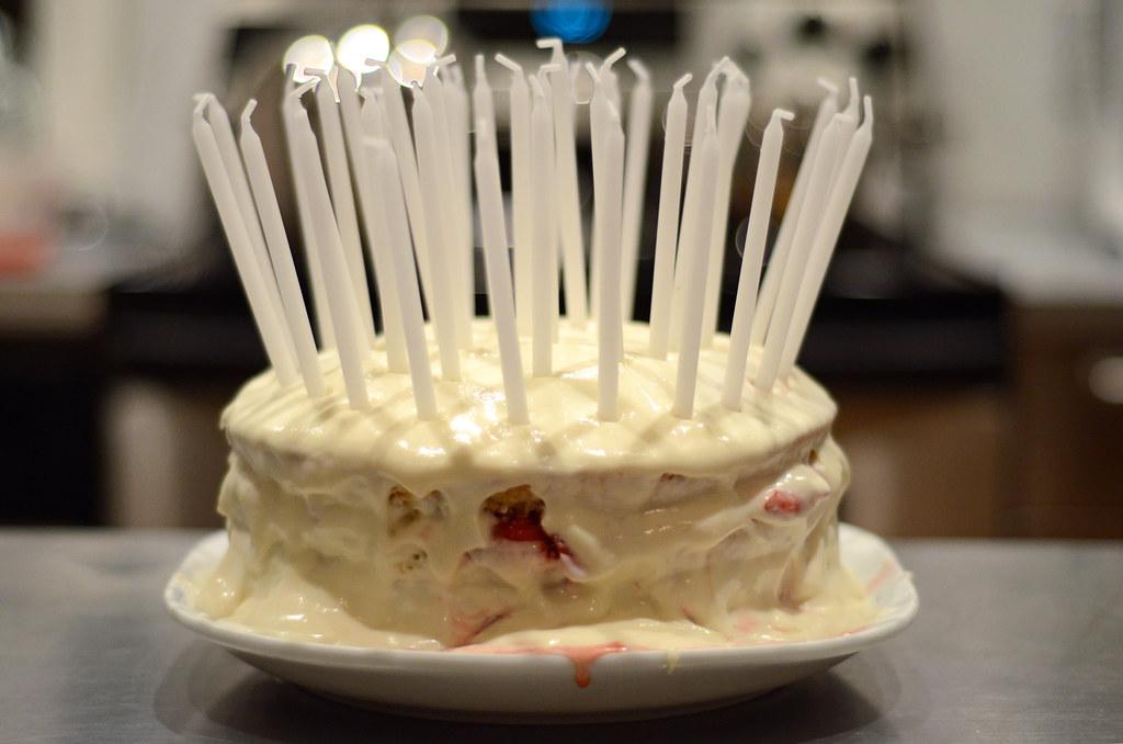 Ugly Birthday Cake Rachel Flickr