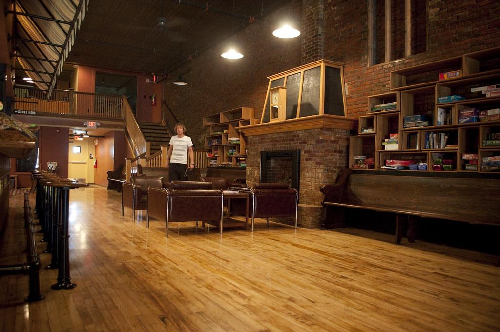 christian coffee house