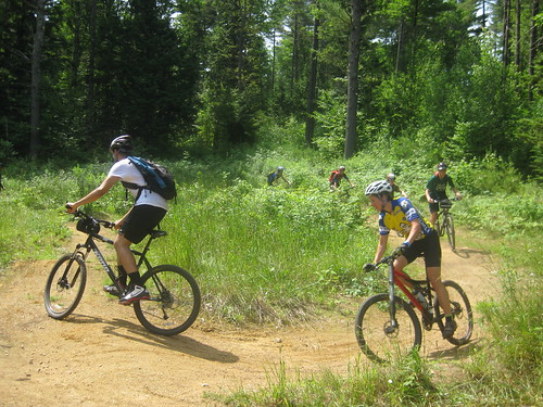 AMC Teen Wilderness 5 Day Camp - Pump Track | by Great Glen Trails
