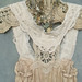 Boho Lace Camisole Top with Shirred Elastic Waistline