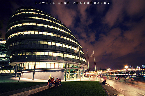 City Hall, London | by lowell.ling