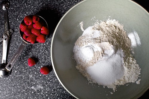 raspberries + flours | by smitten kitchen