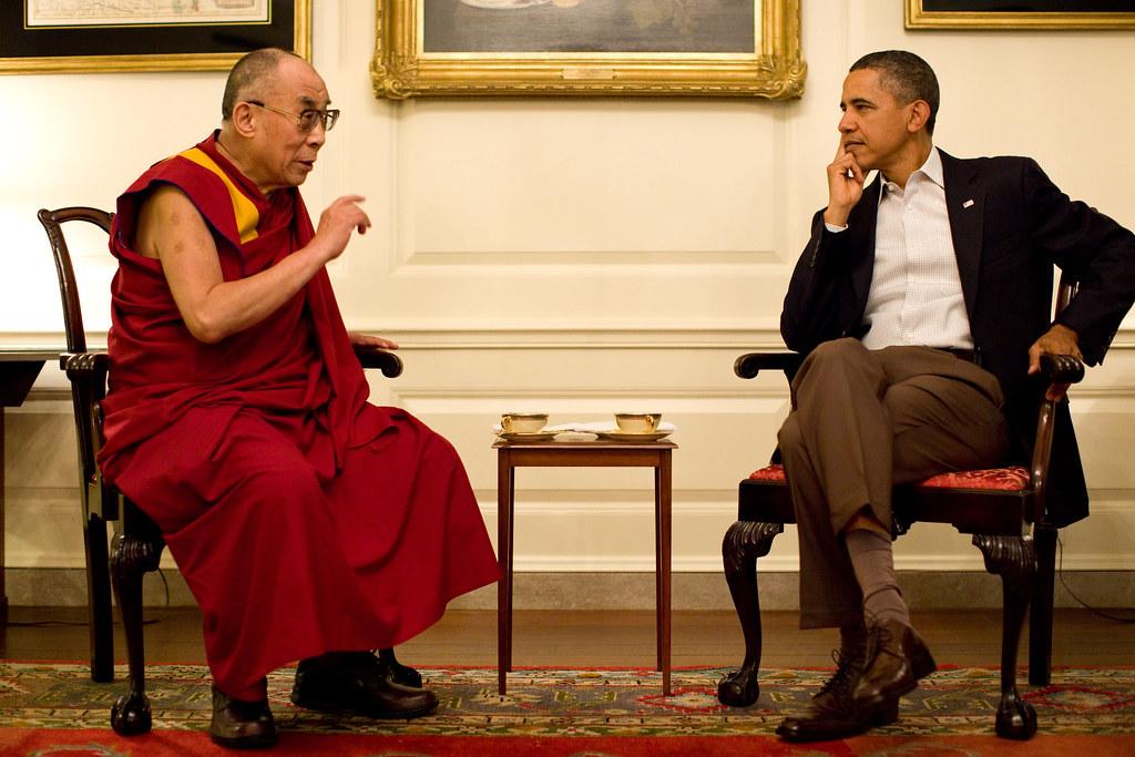 Dali Lama & Pres. Obama