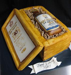 Birthday Cake Liquor