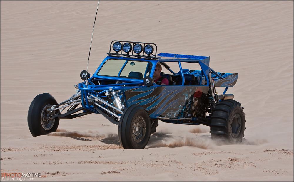 Long Travel Round Up 2011 @ Silver Lake Sand Dunes, Michig ...