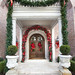 Exterior Christmas Styling