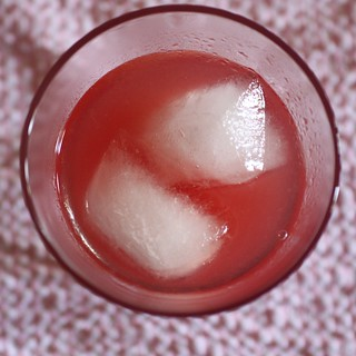 Ice in Watermelon Lemonade | by Madison Bistro