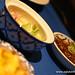 chili, shallot, garlic - salted duck egg, green mango, white radish - pickles Next Restaurant Tour Of Thailand Menu Gluten-Free (14)