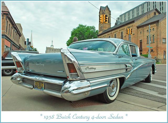 1958 Buick Century Flickr Photo Sharing