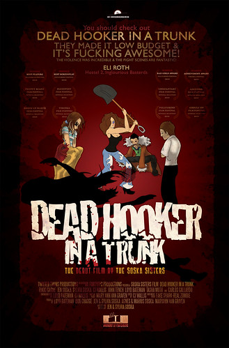 Poster: Dead Hooker In A Trunk