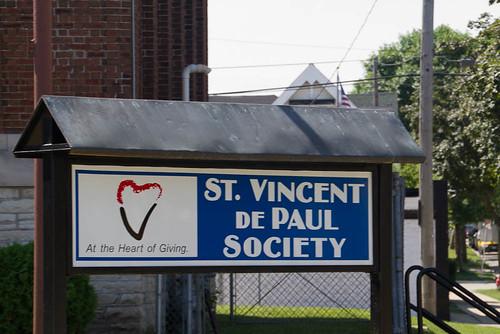 St Vincent Food Pantry