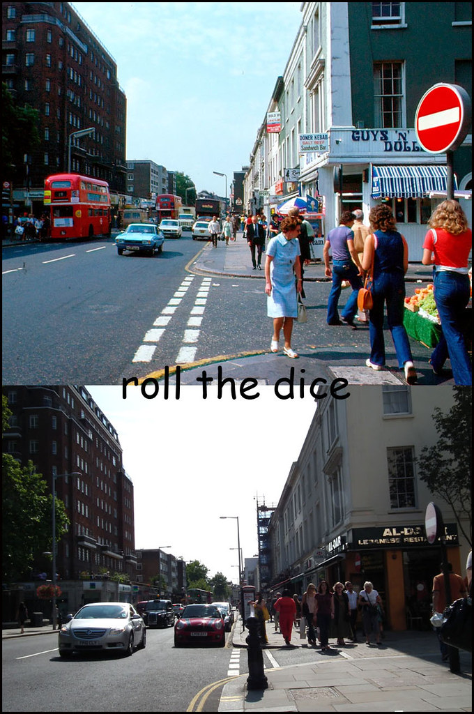 Kings Road1976 2011 By Roll The Dice