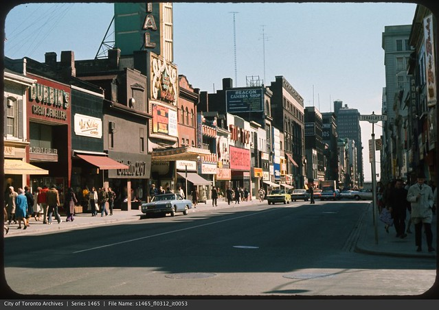 Imperial Theatre Yonge Street Flickr Photo Sharing