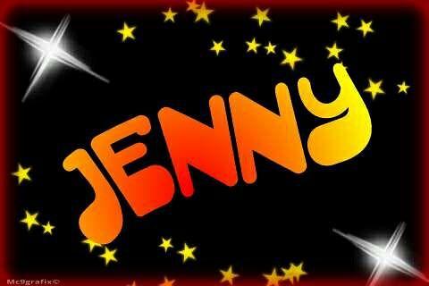 jenny custom made wallpaper name by mc9grafix magic