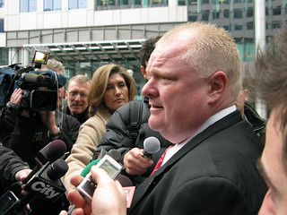 Rob_Ford_meets_the_press | by West Annex News