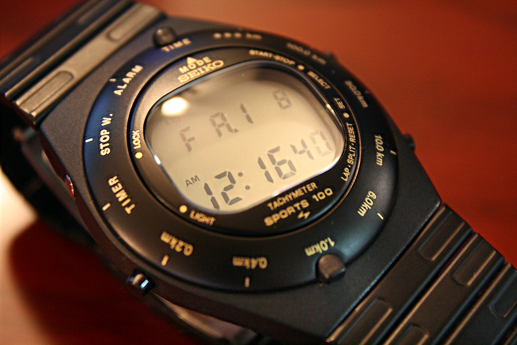 Digital Angle Finder >> SEIKO A828-4019 SPORTS 100 SpeedMaster GIUGIARO CHRONOGRAP… | Flickr