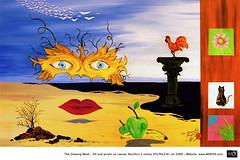 HD Art Painting Surrealismy I & II - NAME.002