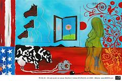 HD Art Painting Surrealismy I & II - NAME.015