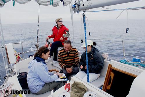 Activitats de custòdia marina a Canyons del Maresme