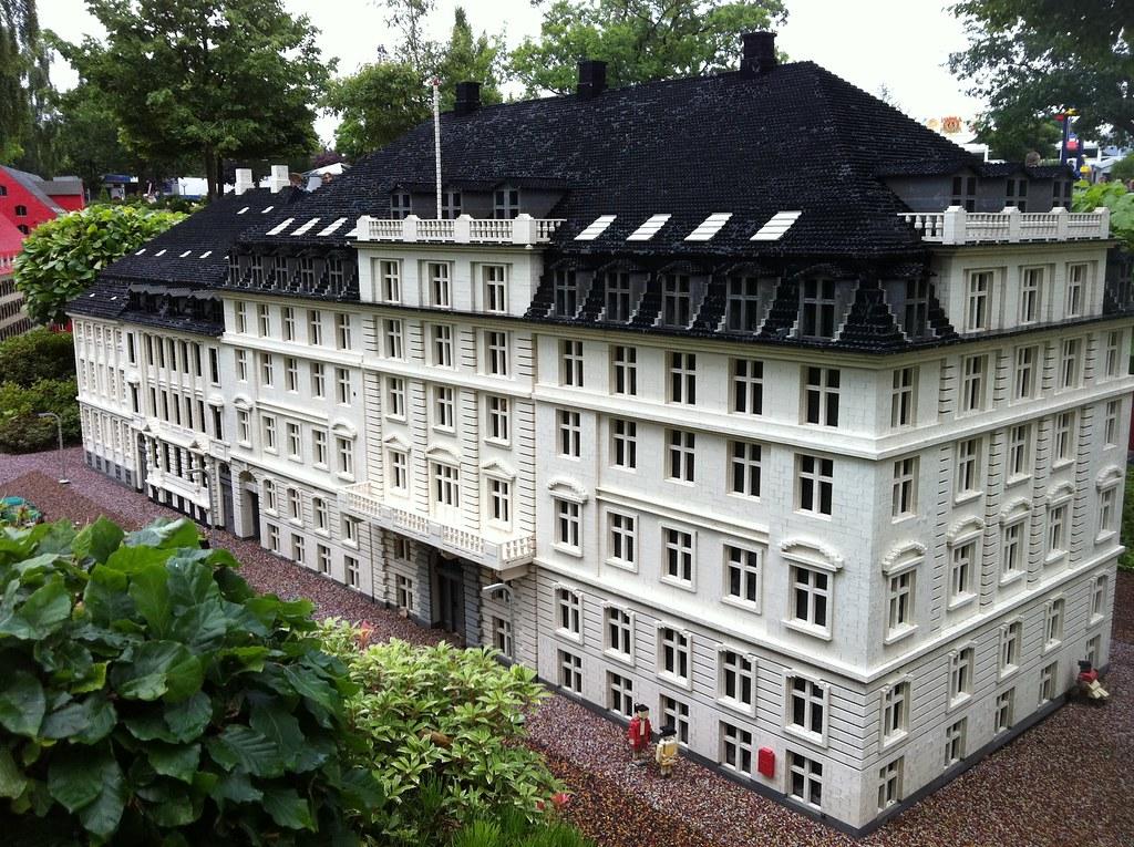 Lego Förvaring Huvud Stort ~ Lego stort hus Mona Wallin Flickr