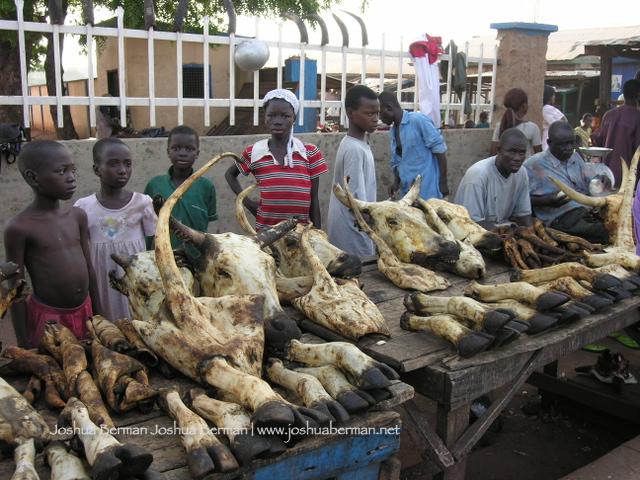 tamale  ghana market
