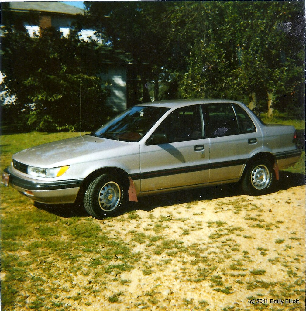 My Second Car. I Had This From 1992