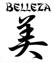 Letras Chinas Thunenithox Flickr