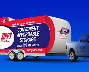 Zippy Shell Mobile Self-Storage | Find us on: Facebook, Twit ...