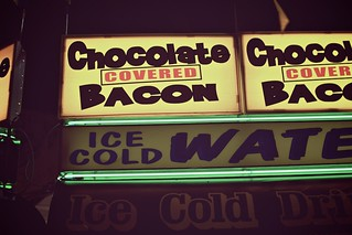 Chocolate Covered Bacon | by jed.wu