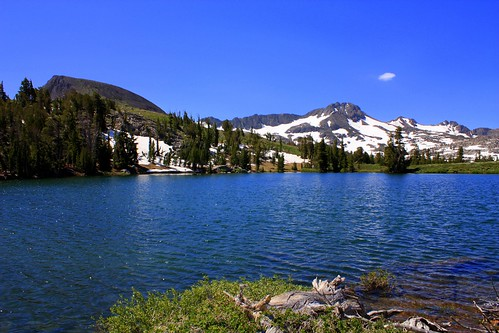 Frog Lake, Mokelumne Wilderness | by Ray Bouknight
