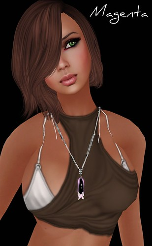 Cinderella necklace - Just You Jewels (L$0 - DUW) | by Magenta Andel [fabfree]