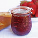strawberry lemon verbena jam