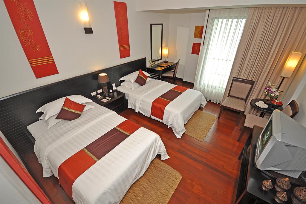 Triple Rooms Hotel Pueblo Magico Tepoztlan