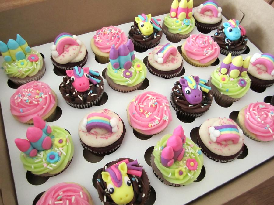my little pony cupcakes mindy bortz flickr