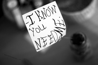 "I know you need me | by "" SaNuRiTa FaJoRa... ;** """