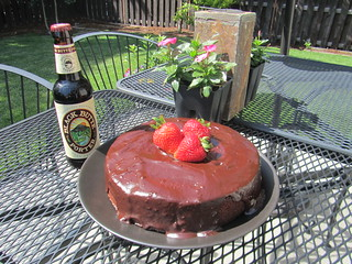 Chocolate Porter Cake | by DeschutesBrewery