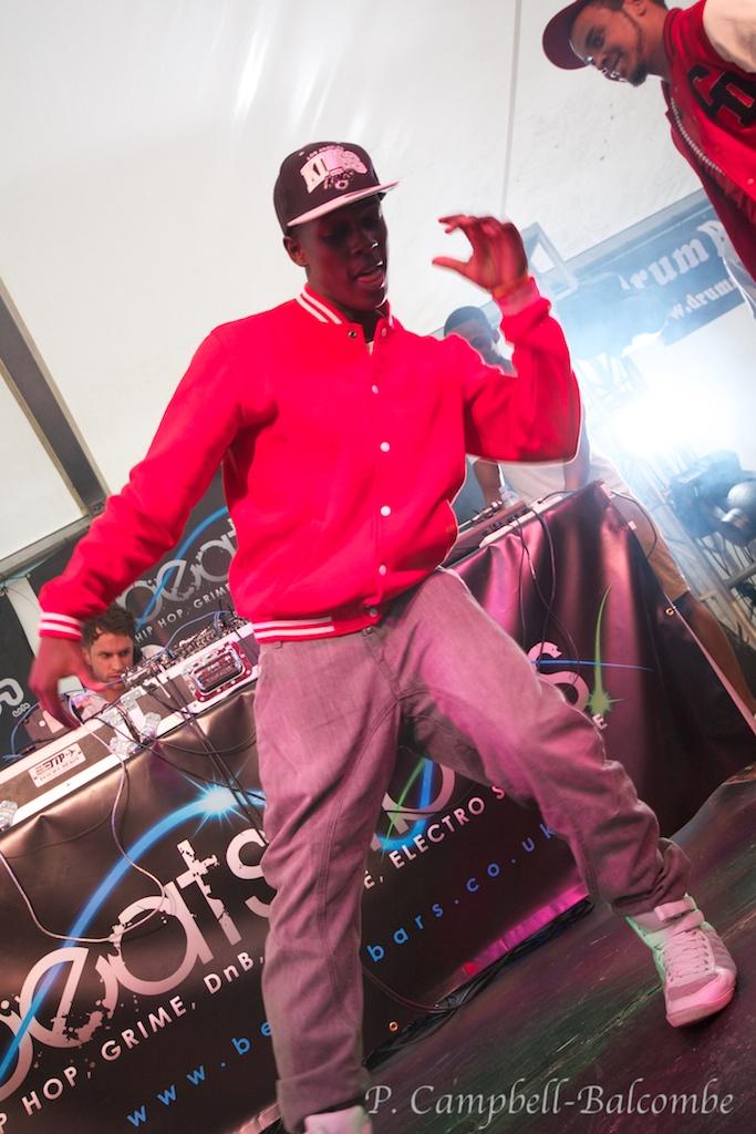 DJ RJ - Dance Off by Paul Campbell-Balcombe | Basingstoke Live