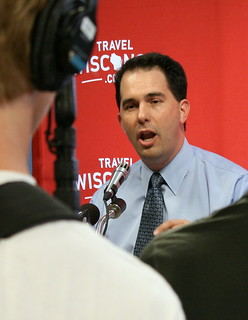 Governor Scott Walker | by OldOnliner
