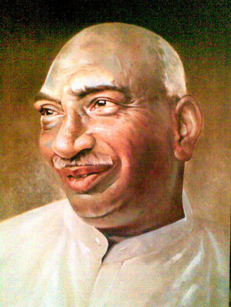 Kamarajar Art 1 Np Ramkumar Flickr
