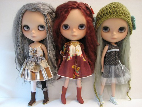 Trio of Moofala Sisters - Tinsley, Felicity & Willow | by kathi_minikatie *here when I can be*