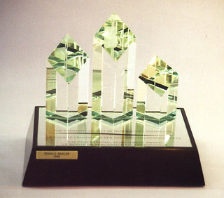Award1 | by Northern Art Glass