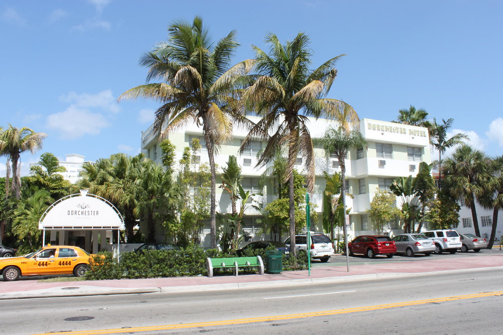 Dorchester South Beach Hotel