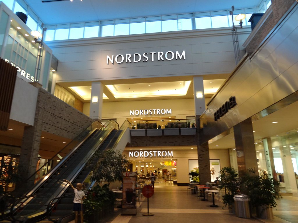 Nordstrom The Streets At Southpoint Steven Swain Flickr