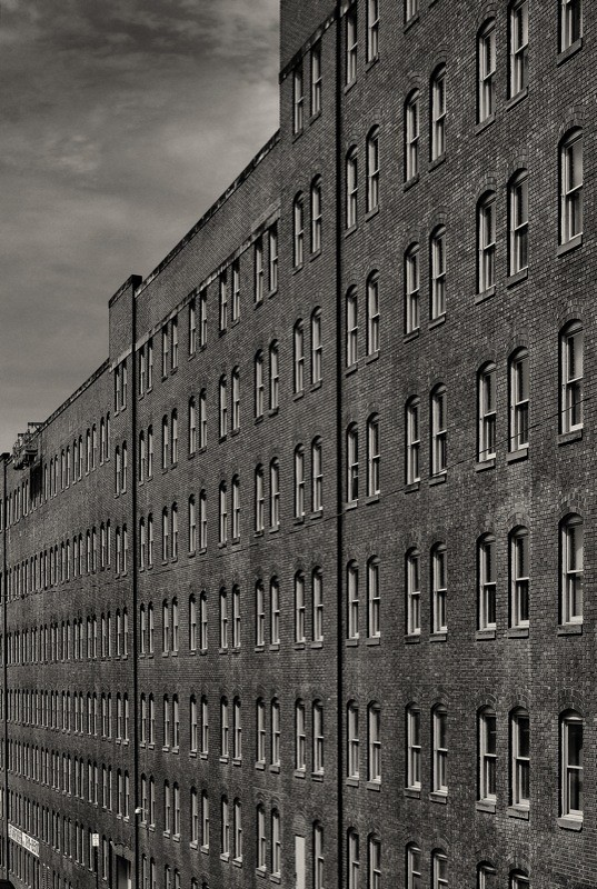 Warehouse Windows | Warehouse converted to lofts in ...