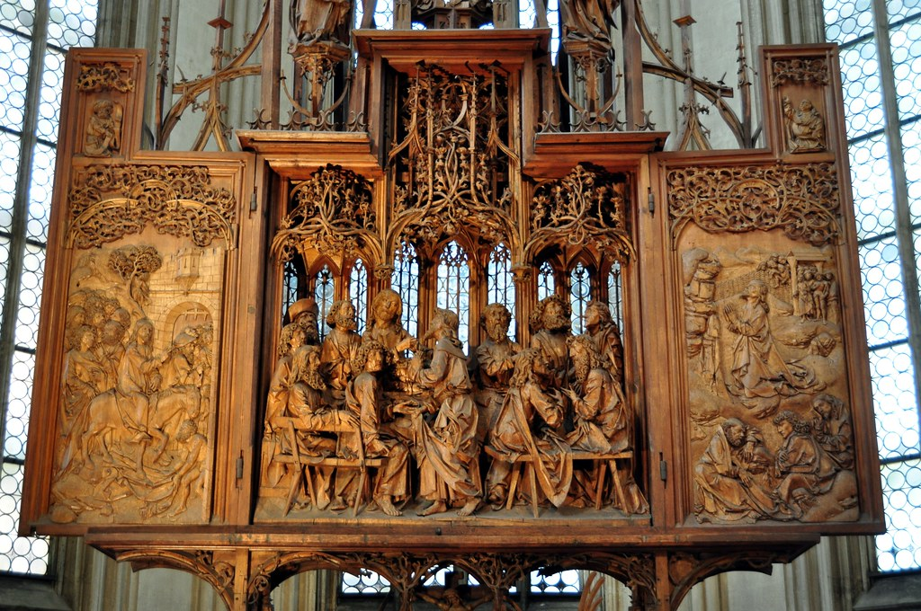 St. Jakob's Church   The Chapel of the Holy Blood was ...
