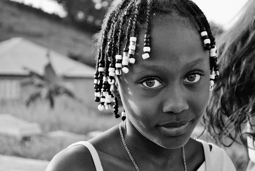 Beautiful Jamaican Girl Need I Say More Ashley Campbell Flickr