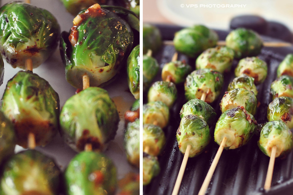 Grilled Brussel Sprouts Explored Ingredients 1 Pound
