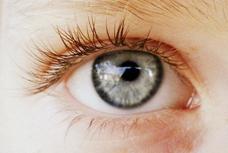 eye close-up | by teacups & sailboats